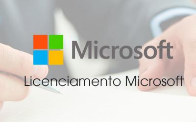 Licenciamento Microsoft para pequenas e médias Empresas!